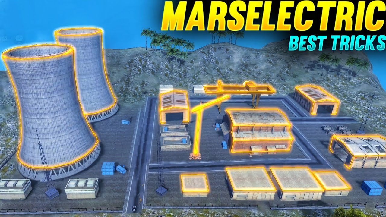 Top 10 New Unknown Tricks in free fire ||  Secret Marselectric best Strategy in Garena free fire