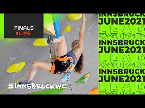 IFSC Lead World Cup Innsbruck 2021    Men's and women's finals