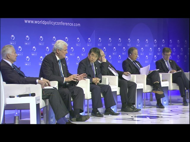 WPC 2017 - Plenary session 8: America and the world one year after Trump's election