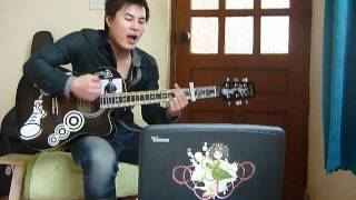 Teardrops on my guitar Taylor Swift - Thanh Son guitarYTB.MOV