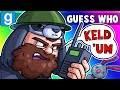 Gmod Guess Who Funny Moments - KELD