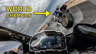 AN INCREDIBLE FIGHT AGAINST A WORLD CHAMPION - ENDURANCE @ Cartagena - Part 2