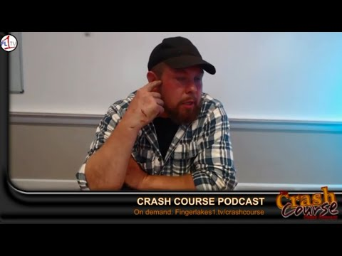 Josh Wilkins, Johnny Gullo, Chaos & Paradise .::.. Crash Course Podcast #247
