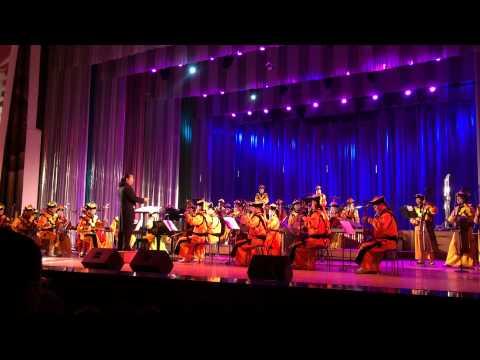 Морин Хуурын Чуулга - Сэцэн Мандухай / Mongolian Horse-Head Fiddle Ensemble - Setsen Mandukhai