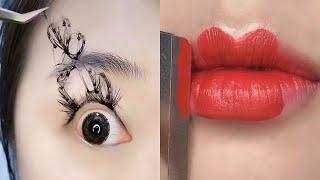 Top Trending Makeup Videos 2020💜Easy Makeup Tutorial Compilation | Part 45