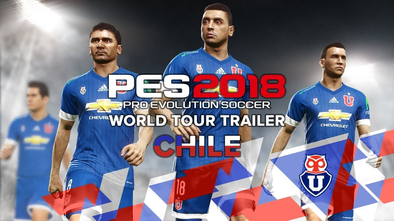 Image result for chile pes 2018