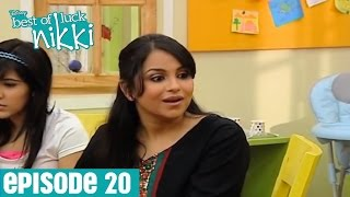 Best Of Luck Nikki | Season 1 Episode 20 | Disney India Official