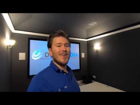 Martin Logan 5.1.2 Dolby Atmos Home Theater  Frisco TX