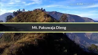 Menyapa Sepi di Gunung Pakuwaja Dieng Wonosobo - Indonesia