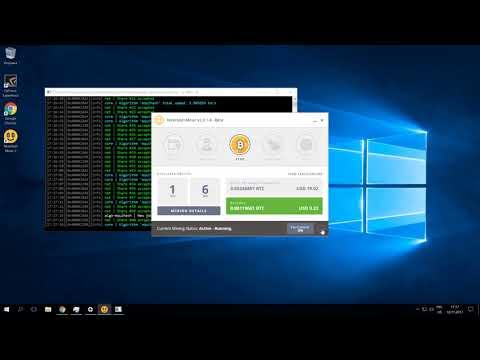 Майнинг биткоинов на домашнем компьютере с помощью видеокарт