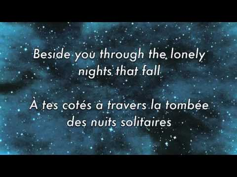 I Will Be There - The Count of Monte Cristo Lyrics English/Français
