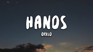 ORKID - Hands (Lyrics)