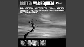 "War Requiem, Op. 66, Sanctus: ""Sanctus, Hosanna and Benedictus"" (Soprano, Chorus)"