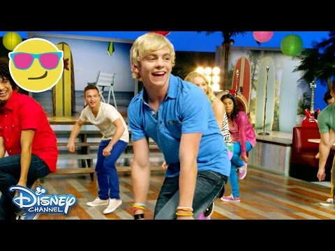 Teen Beach | Dance-A-Long: Surf's Up | Official Disney Channel UK
