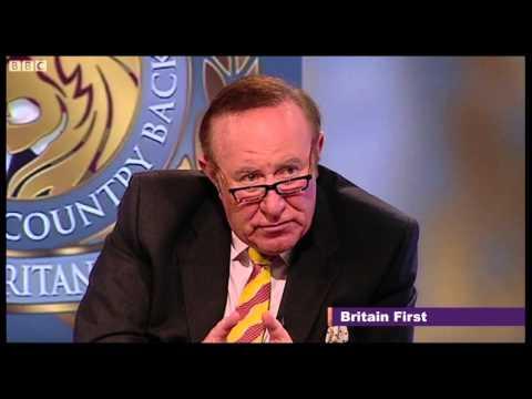 Daily Politics Interview Britain First