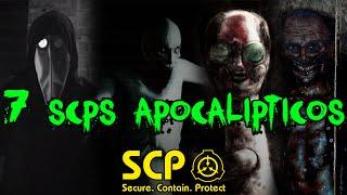 TOP: Los 7 SCP más peligrosos