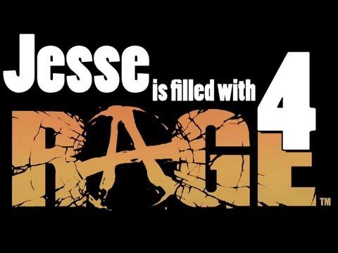 RAGE - Part 4: Air Jesse, Perfect Aim, and a Howard Dean Scream