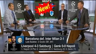 [FULL] ESPN FC | Lille 1-2 Chelsea, Liverpool 4-3 Salzburg, Barca 2-1 Milan Post Match Analysis HD
