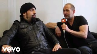 Volbeat - Toazted Interview (part 2)
