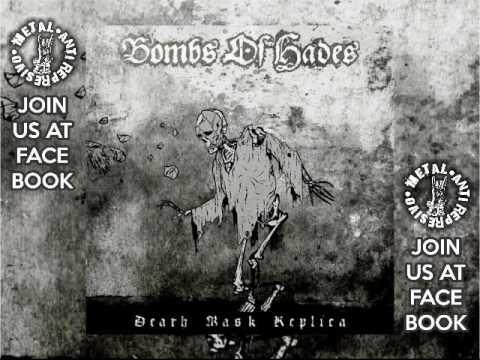 Bombs of Hades - Death Mask Replica (2016) Full Album