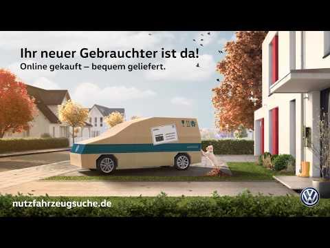 Online gekauft, bequem geliefert – der Online-Shop für junge gebrauchte Volkswagen Nutzfahrzeuge!