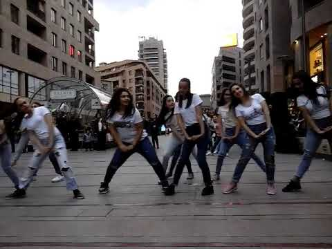 APRIL 29 WORLD DANCE DAY ARMENIA YEREVAN 2019