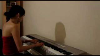 Incubus - Love Hurts (piano cover)