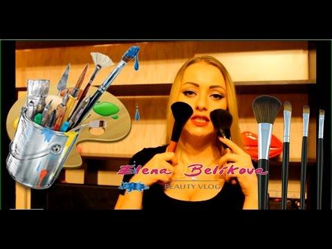 Новогодний макияж - пошагово! Make Up. Step by step.