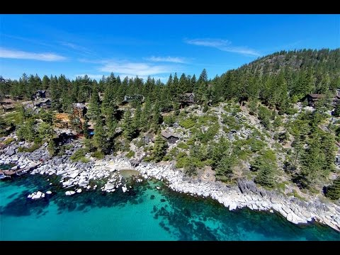 Tahoe For Sale >> Legendary Lakefront Estate in Crystal Bay, Nevada - YouTube