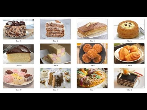 Cakes Naming Quiz : Only A Dessert Expert Can Name 9 Out Of The 12 Cakes