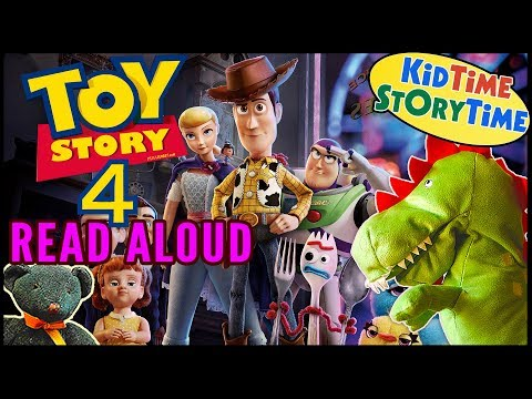 Toy Story 4 Storybook | Read Aloud | Kids Books