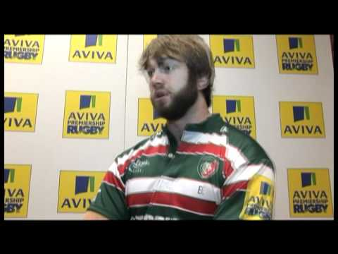 Leicester Tigers - Aviva Premiership Rugby Season Preview 2011-12