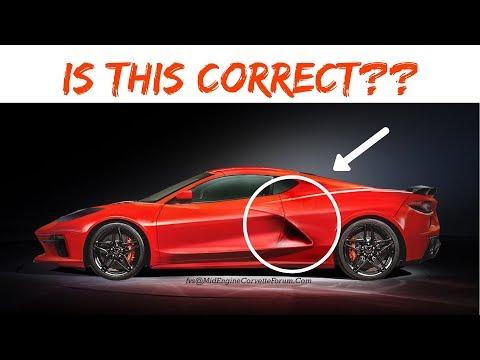 The Newest C8 Corvette Renders Look...