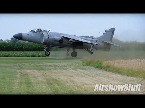 The Amazing Sea Harrier!