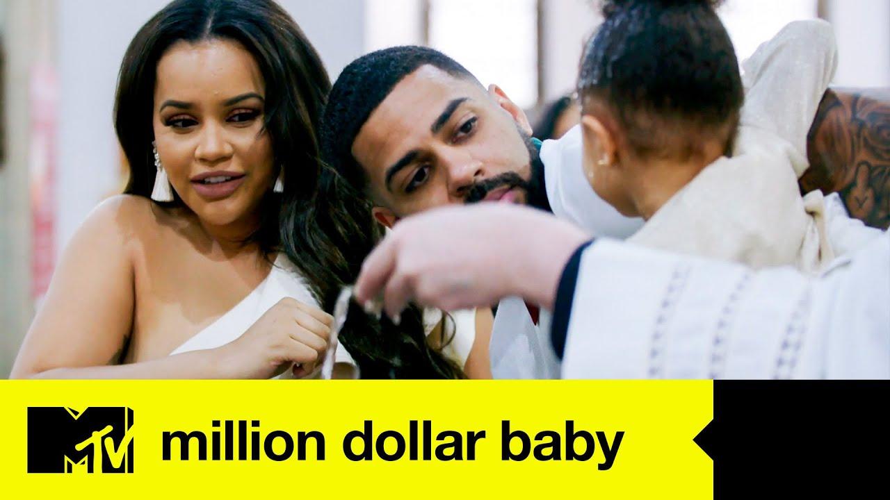 Peinlicher Unfall bei Wynters Taufe | Million Dollar Baby | MTV Deutschland