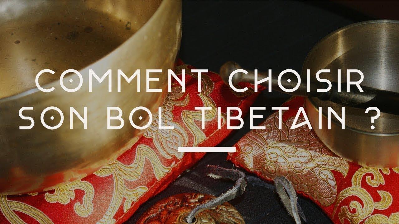 Bien Choisir son Bowl Tibetain - Dominique Pedoux