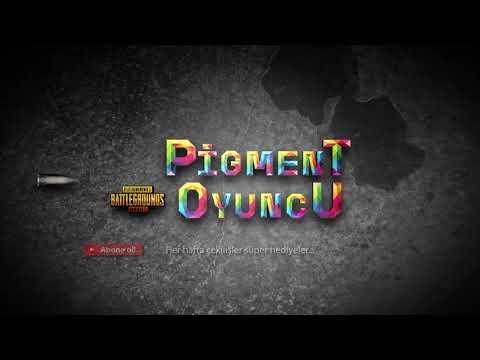 İntro - Pigment Oyuncu - PUBG Mobile