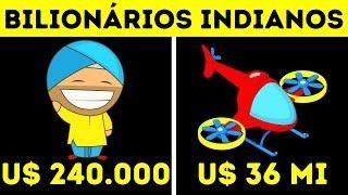 11 Coisas Estranhas Que Apenas os Bilionários Indianos Compram