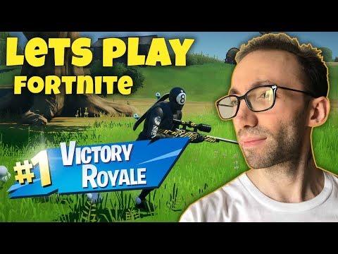 Lets Play Fortnite - دو نفره رفتیم و چه دستی شد