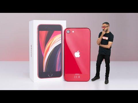iPhone SE (2020) UNBOXING