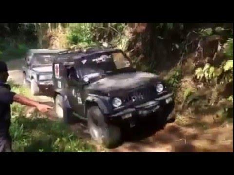 [Auto Culture] Suzuki katana jimny offroad palembang