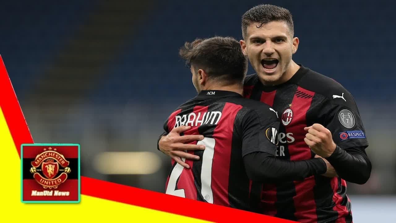 Sky Milan present €20m offer for Brahim Diaz – Man Utd reject Dalot proposal
