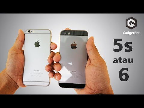 Mending Beli iPhone 5s atau iPhone 6 di Tahun 2018?