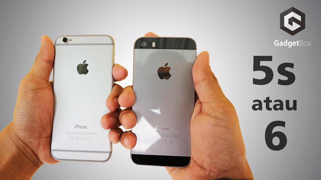Mending Beli iPhone 5s atau iPhone 6 di Tahun 2018  - YouTube 5a750935eb