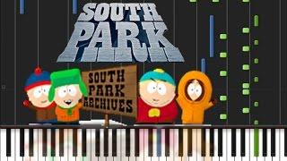 South Park - Main Theme [Piano Tutorial] (♫)