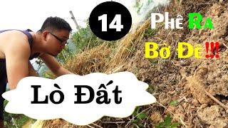 Việt Nam | Làm Lò Nướng Bằng Đất Quá Ngon | Making an oven in VIET NAM
