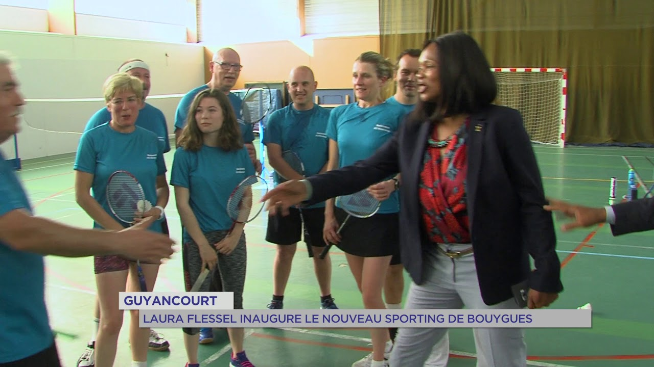 guyancourt-ministre-laura-flesel-inaugure-sporting-de-bouygues