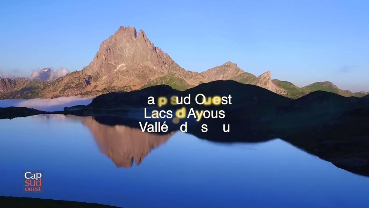 Féérie au Lac d'Ayous - Pic du Midi d'Ossau
