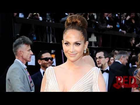 Jennifer Lopez: Oscars Red Carpet 2012 Academy Awards