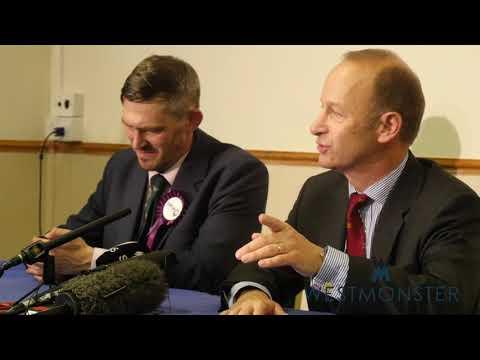 New UKIP Leader Henry Bolton